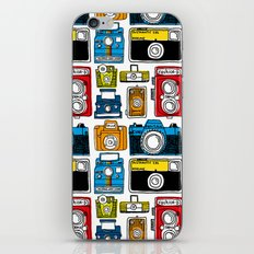 Camera Collection iPhone Skin