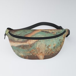 The Green Dancer 1879 By Edgar Degas   Reproduction   Famous French Painter Fanny Pack