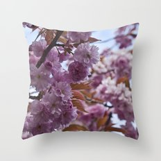 Spring is Near II Throw Pillow