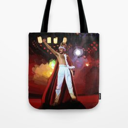 Hail to the Queen ♫♪ Tote Bag