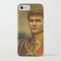 replaceface iPhone & iPod Cases featuring Patrick Swayze - replaceface by replaceface