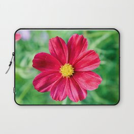Cosmos Flower in the Garden Laptop Sleeve