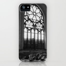The Ghostly Gathering iPhone Case