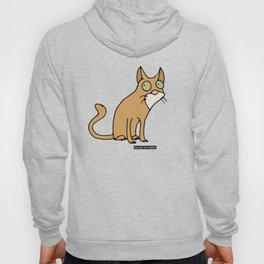 Cat  - Abyssinian cat Hoody
