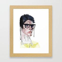Mr.Love Framed Art Print