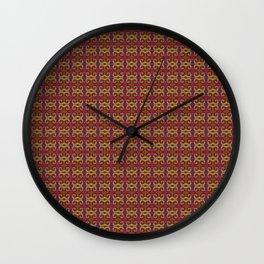 Cup Noodles Wall Clock