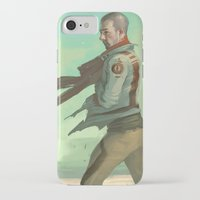 desert iPhone & iPod Cases featuring Desert by Kelly Perry