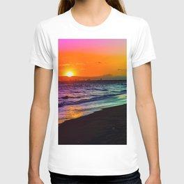 Rainbow Sunset T-shirt