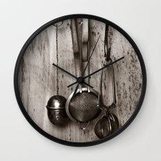 KITCHEN EQUIPMENT - duplex Wall Clock