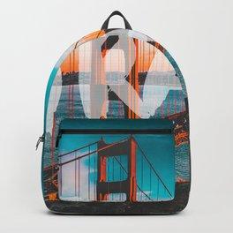 TRAVEL San Francisco Backpack