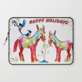 Desert Christmas Laptop Sleeve