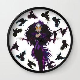 Morrigan Wall Clock