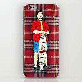 #swag iPhone Skin