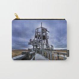 Observation Tower - Great Salt Lake Shorelands Preserve - Utah Carry-All Pouch