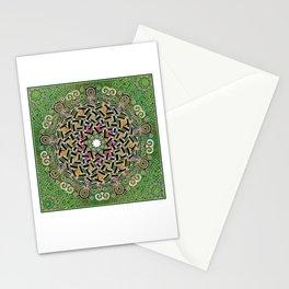 Mandala Celtic Stationery Cards