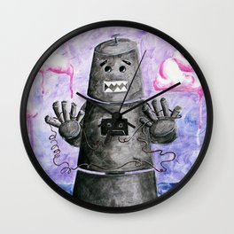 I Will Never Be The Same Again Wall Clock