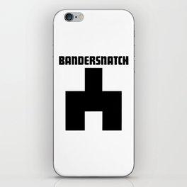 Black Mirror Bandersnatch iPhone Skin
