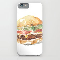 A burger Slim Case iPhone 6s