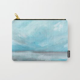 Whirlwind - Stormy Ocean Seascape Carry-All Pouch