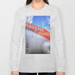 EasyJet Airbus A320 Long Sleeve T-shirt