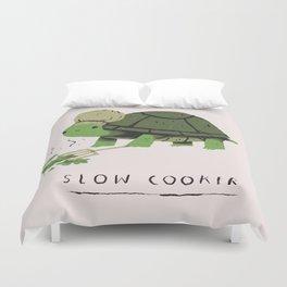slow cooker Duvet Cover