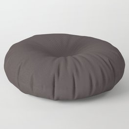 Simply Solid - Black Coffee Floor Pillow