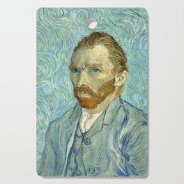 Vincent van Gogh - Self Portrait Cutting Board