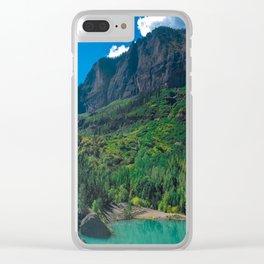 Hawaiian Colorado Clear iPhone Case