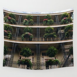 Iron & Ferns Wall Tapestry