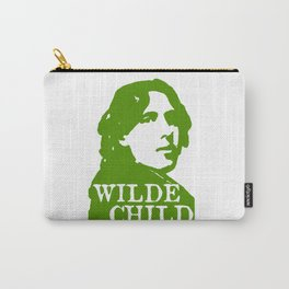 Wilde Child Carry-All Pouch