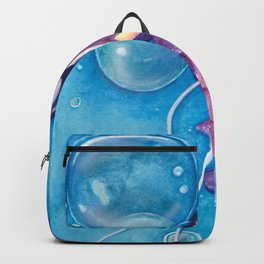Deep Sea Medusa Backpack