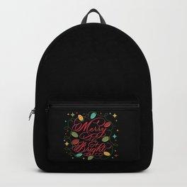 Merry & Bright (Dark) Backpack