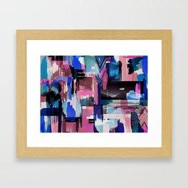 News from Uyuni_01 Framed Art Print
