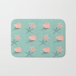 Conch & Starfish Bath Mat