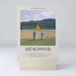 Midsommar (2019) Minimalist Poster Mini Art Print