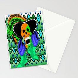 Punk Cowboy Stationery Cards