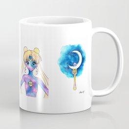 Crystal Moon Power Coffee Mug