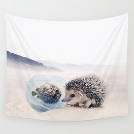Unconditional Love II Wall Tapestry