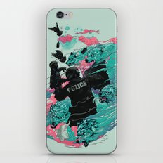 Wolf gang iPhone & iPod Skin