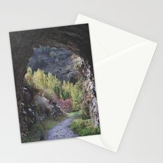 The Cave. Retro Stationery Cards
