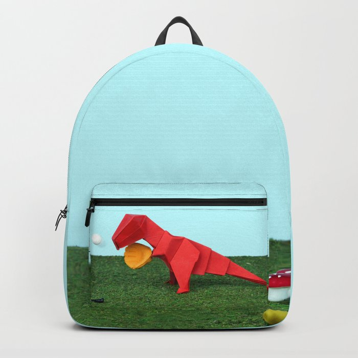 Yes T-Rex can! Backpack
