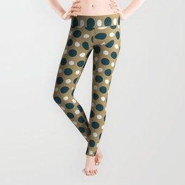 Dots Pattern 13 Leggings