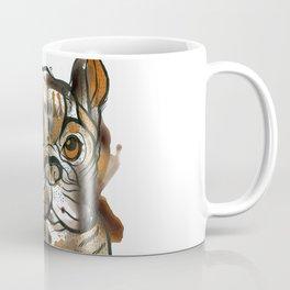 French Tea Dog Coffee Mug