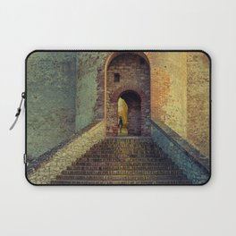 Medieval Fortress Laptop Sleeve