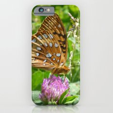 Great Spangled Fritillary Butterfly 2 Slim Case iPhone 6s