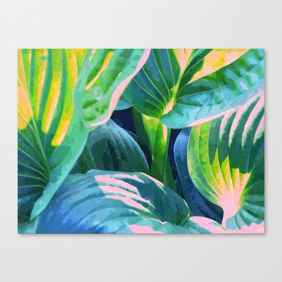 Jungle #society6 #decor #buyart Canvas Print