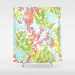 Intuition Wild & Free Shower Curtain