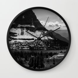 Montana Backcountry Wall Clock
