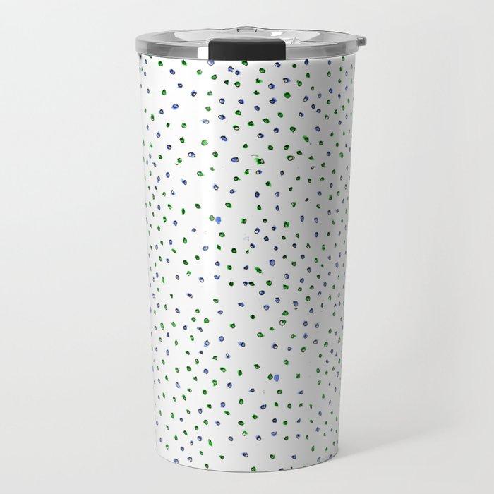 totally okay dots Travel Mug