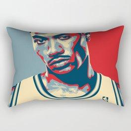 Derrick Rose Rectangular Pillow